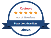 Avvo Reviews: Peter J. Ross